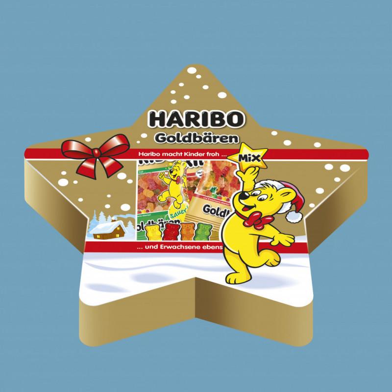 Haribo Weihnachten.Produkte Aktionen Sweets Global Network