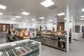 The new Chocolate Academy Centre in Banbury/UK. (Image: Barry Callebaut)