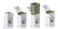 The One Up concept from the rlc Packaging Group won the German Packaging Award.