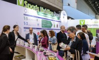 Almost 20,000 visitors attended Vitafoods ­Europe 2017. They were interested in  ingredients and raw materials as well  as in services and equipment.
